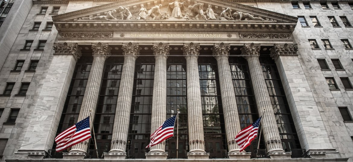The New york Stock Exchange August 20, 2015 in New York, NY.