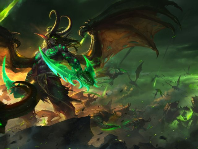 illidan-illidan-stormrage-qichao-wang-by-qichao-wang-charact